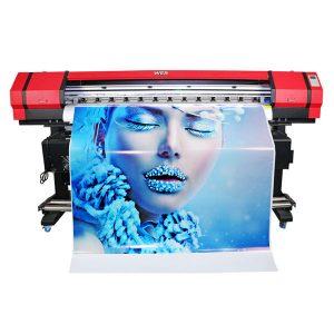 grootformaat 6 kleuren flexo bannersticker solvent inkjetprinter