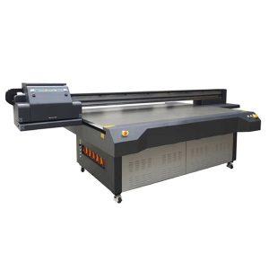 de 2,5 m uv-printer grootformaat uv led flatbed printer