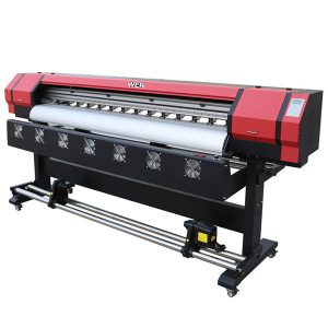 s7000 1.9m roll-to-roll filmbed uv led digitale inkjetprinter