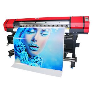 digitale poster behang auto pvc canvas vinyl sticker drukmachine