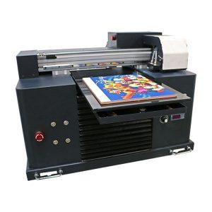 Nieuwe Design Mini Led Flatbed A3 A4-formaat Desktop Epson UV-printer