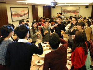 Jaarlijks diner, 2015
