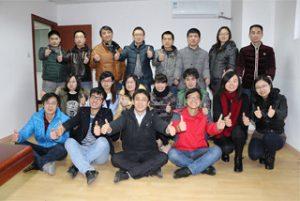 B2B-werknemers op het hoofdkantoor, 2015 4