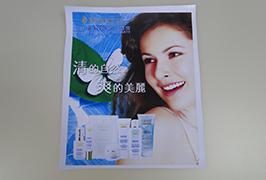 PVC-banner gedrukt door Eco-solventprinter van 3,2 meter (3 voet) WER-ES3201 3