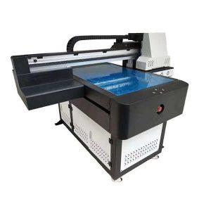 a1 6090 uv-printer met directe straal voor materialen van glasmetaalkeramiek, hout, kaartpen