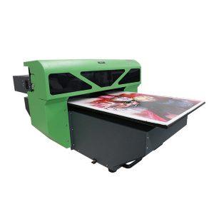 draagbare penfles mobiele behuizing keramische a2-formaat uv inkjet flatbed printer voor hout